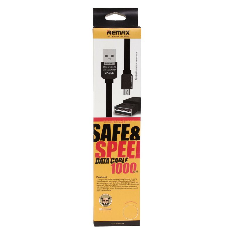 Шнур micro USB Remax SAFE&SPEED