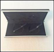 Коробка под 2 монеты в капсулах диаметром до 48 мм