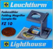 Лупа Leuchtturm FZ 6 6 крат новая