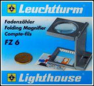 Лупа Leuchtturm FZ 10 10 крат новая