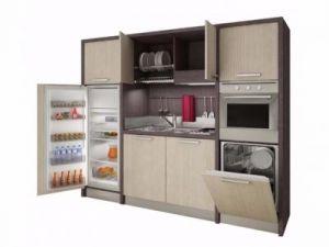 Мини кухня модель 27
