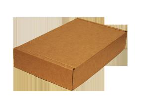 `Почтовая коробка Тип Е, №1 (270 х 165 х 50 мм)