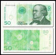 Норвегия 50 крон