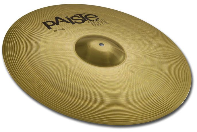 PAISTE 20 Ride 101 Brass Тарелка 20""