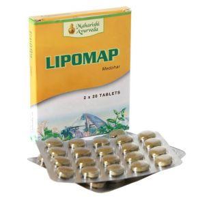 Липомап Lipomap для похудения,40 таб