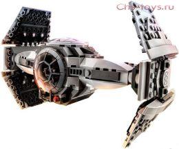 Конструктор Lari Звездные войны Усовершенствованный прототип истребителя 10373 (75128) 354 дет