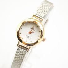 """Стильные женские часы на металлическом ремешке """"Дафико"""""""