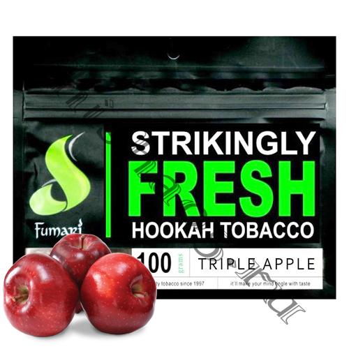 Triple Apple (Fumari)