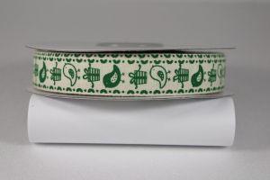 `Лента хлопковая с рисунком, ширина 16 мм, Арт. Р-ХЛР-P13676