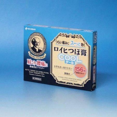 Магнитный пластырь Roihi Tsuboko Cool охлаждающий 156 шт.