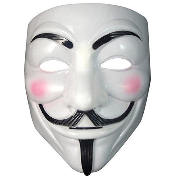 Маска Гая Фокса (Анонимус)