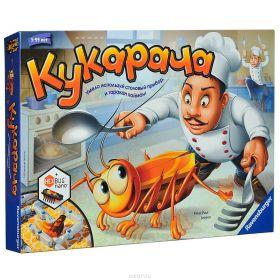 Настольная игра Игра кукарача (kakerlakak)