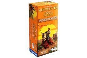Настольная игра Колонизаторы города и рыцари расширение для 5-6 игроков
