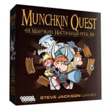 Настольная игра Манчкин квест / munchkin quest