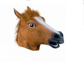 Маска лошади