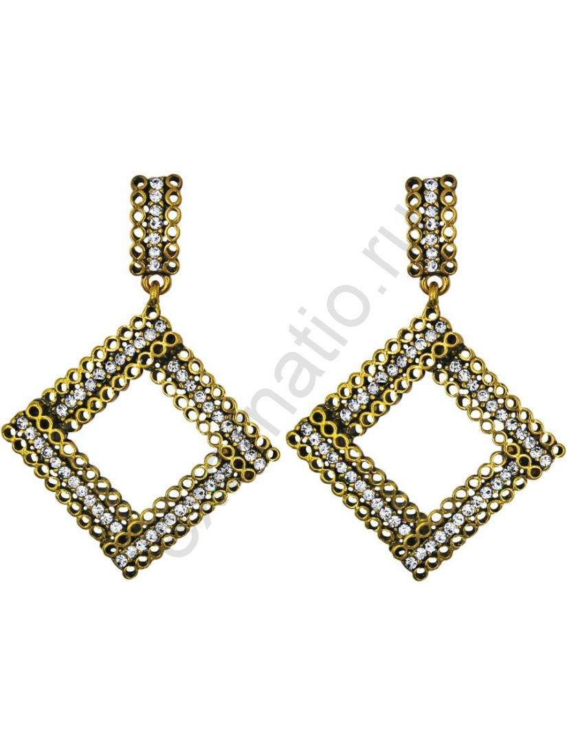 Серьги Taya LX. 11368-EARR-GOLD