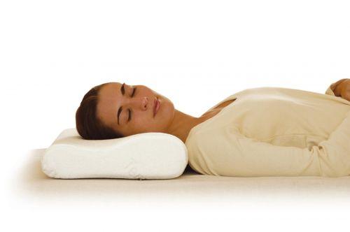 Ортопедическая подушка Sissel Temp-Control с эффектом памяти.