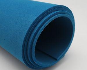 `Фоамиран Иранский, толщина 2 мм, размер 60х70 см, цвет нэви