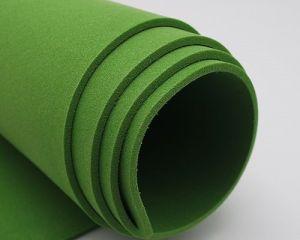 `Фоамиран Иранский, толщина 2 мм, размер 60х70 см, цвет зелёный лист