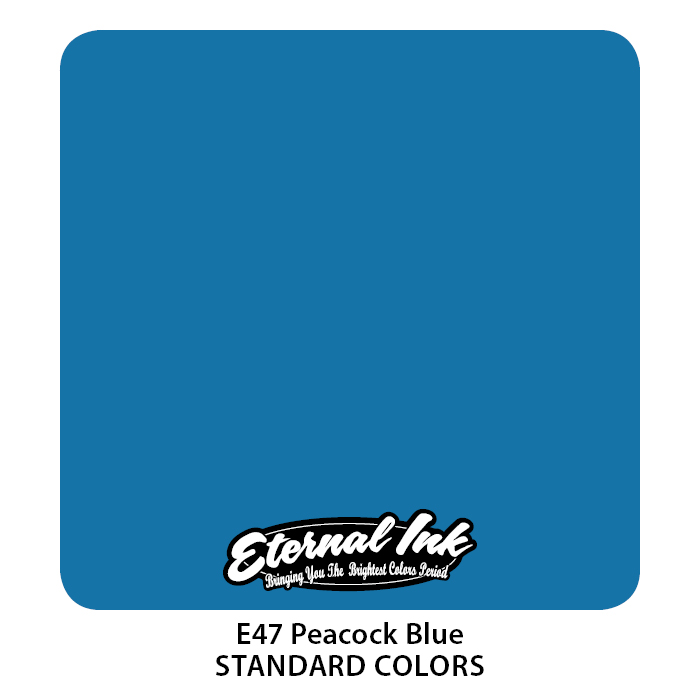 SALE Eternal Peacock Blue 30ml
