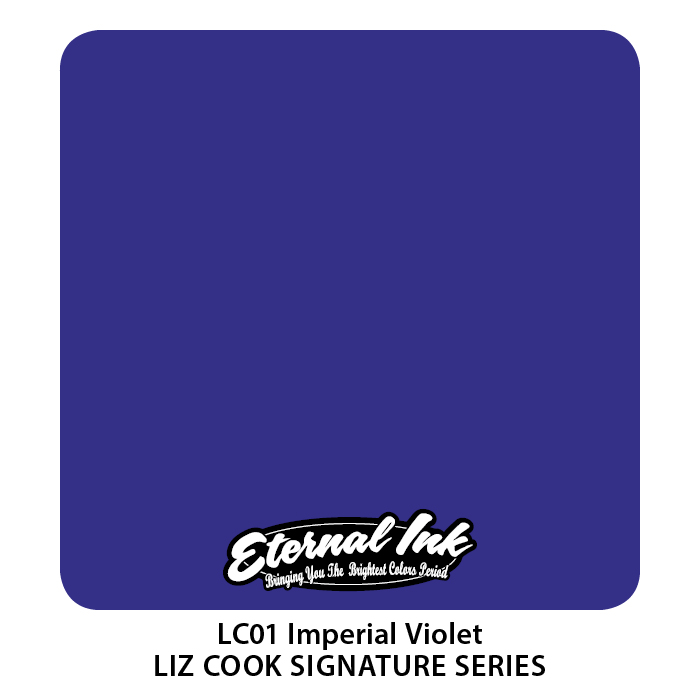 Eternal Liz Cook Imperial Violet