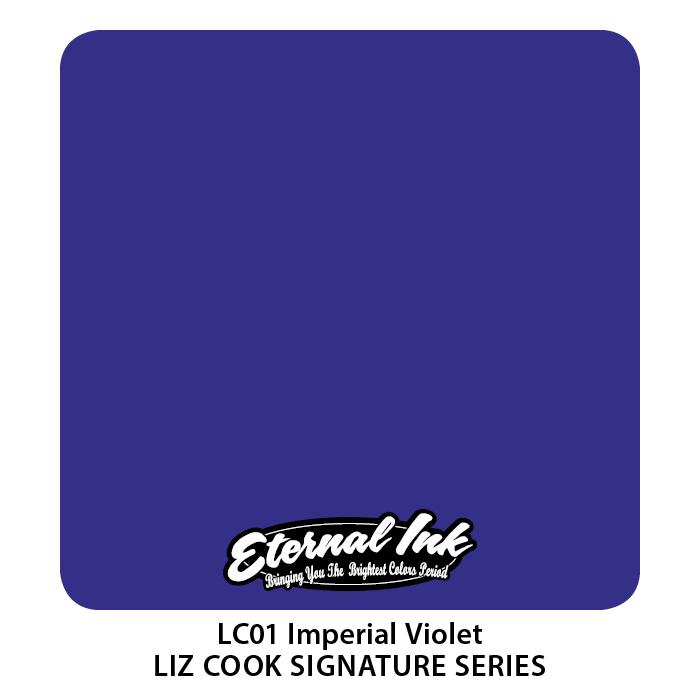 Eternal Liz Cook Imperial Violet