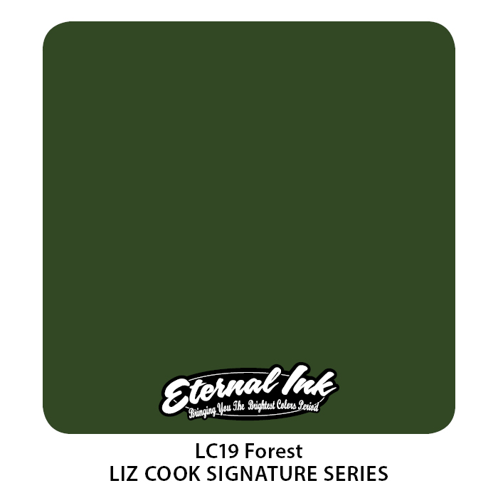 Eternal Liz Cook Forest
