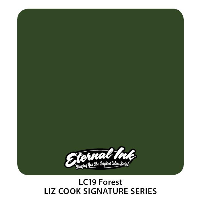 Eternal Liz Cook Forest