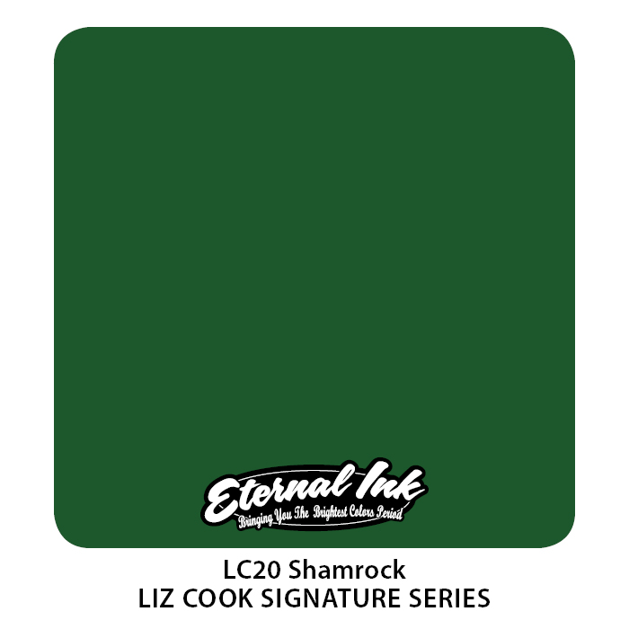 Eternal Liz Cook Shamrock