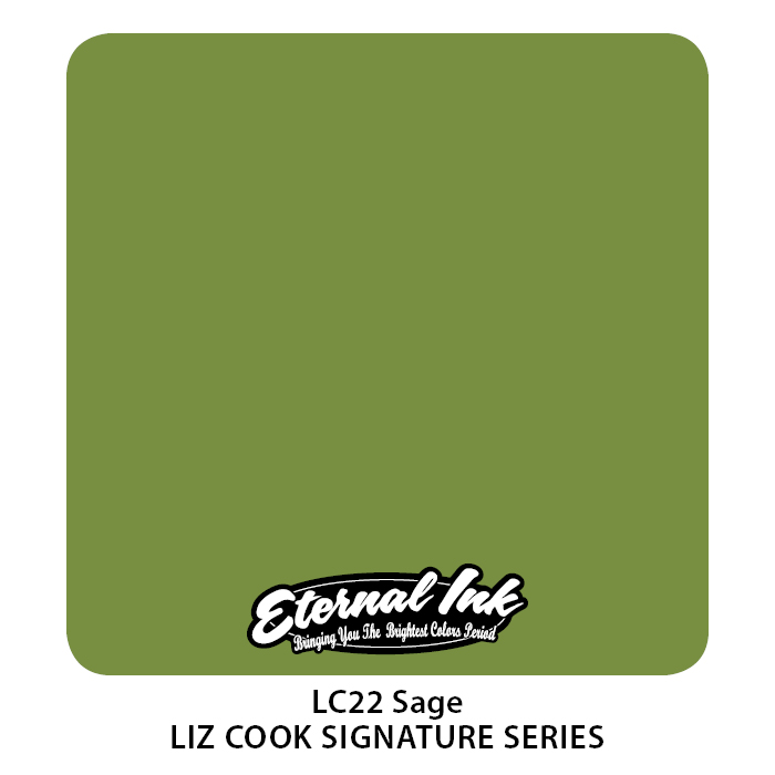 SALE! Eternal Liz Cook Sage