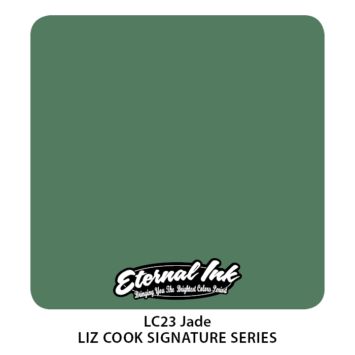SALE! Eternal Liz Cook Jade