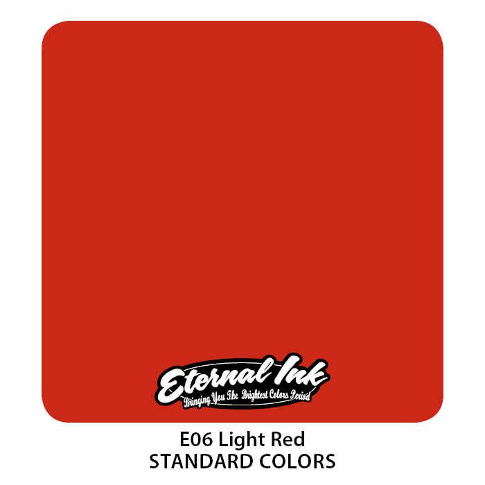 Eternal Light Red