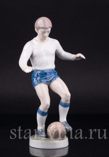 Изображение Футболист, Royal Copenhagen, Дания, вт. пол. 20 в
