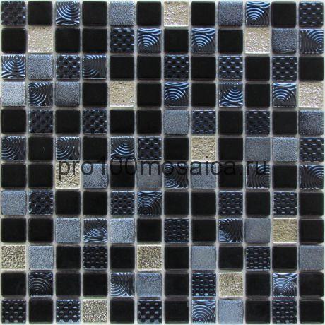 Domino  Мозаика 23*23 серия EXCLUSIVE, размер, мм: 300*300*6 (Bonaparte)