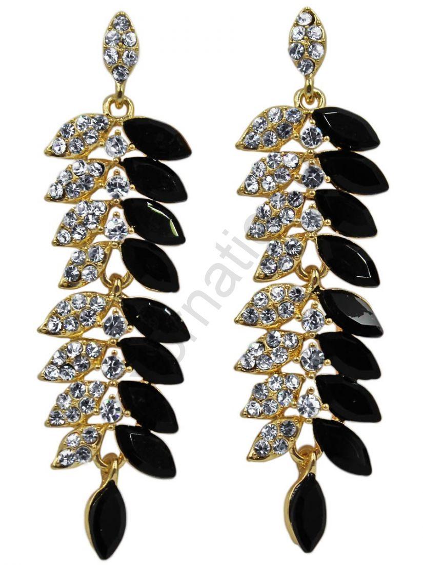Серьги Taya LX. 11325-EARR-GL.BLACK