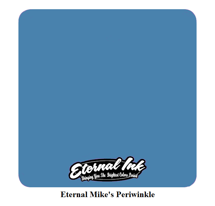 SALE Eternal Mike's Periwinkle