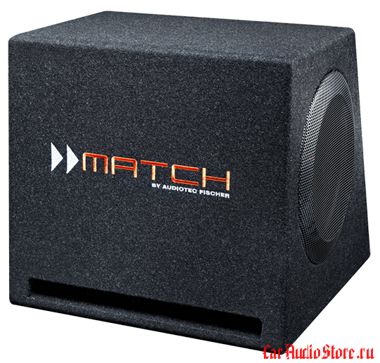Audiotec Fisher Match PP 10E–D