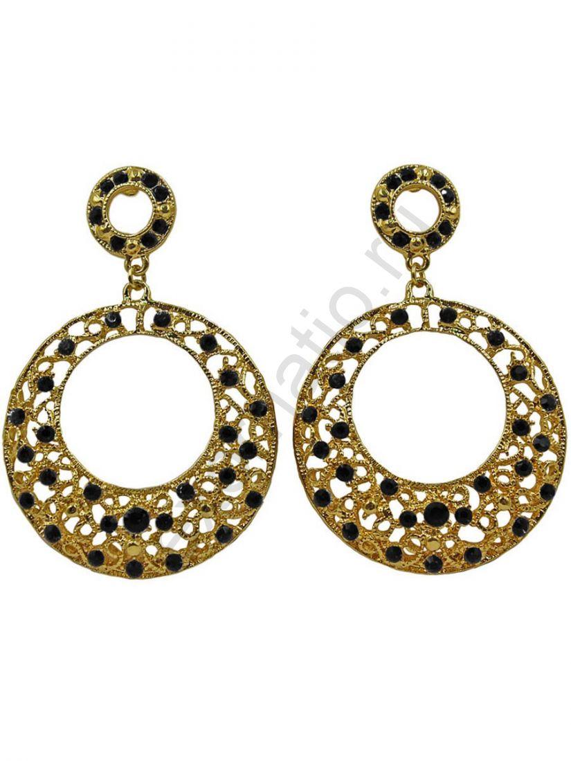 Серьги Taya LX T-B-11261 EARR GOLD