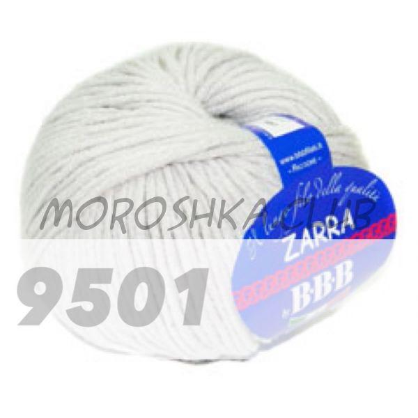 Светло-серый Zarra BBB (цвет 9501)