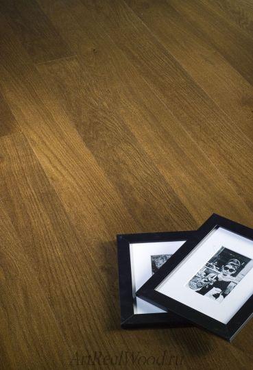 Паркетная доска Дуб 138 Классик Браун (Classic Brown) Upofloor