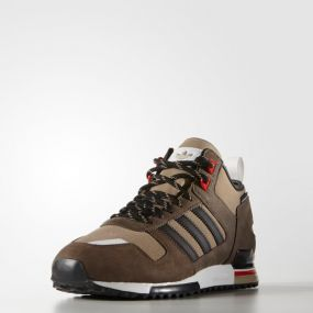 Кроссовки adidas ZX 700 winter Climaproof коричневые