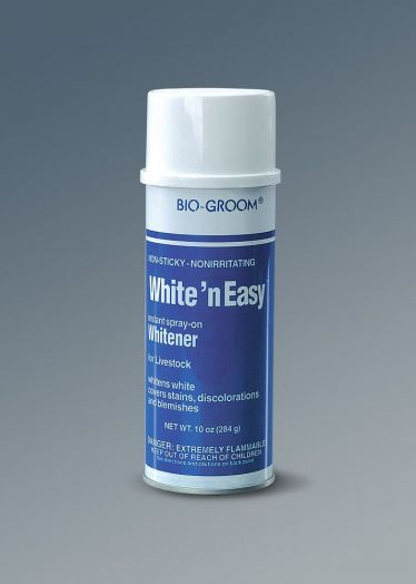 Bio-Groom White 'n Easy. Спрей для мгновенного отбеливания