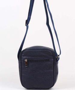 Синяя мужская сумка Медведково