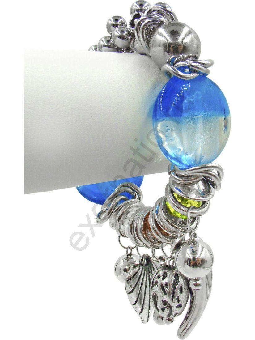 Браслет Taya LX T-B-10331 BRAC BLUE