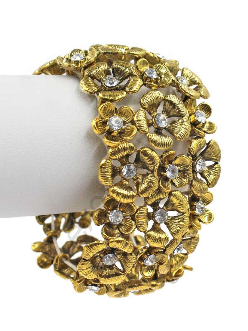 Браслет Taya LX T-B-10466 BRAC GOLD