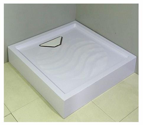 Душевой поддон  Welt Wasser WW WF S 900x900x150