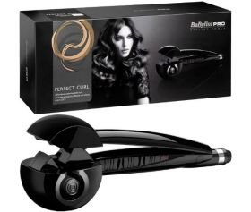 Babyliss Pro perfect curl.