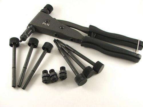 Заклепочник ручной Pull-link PLN (для работы с резьбовыми заклепками)