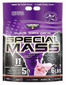 MAXLER Special Mass Gainer 6lb (2,7кг.) - шоколадное арахисовое масло скл2 1-2дня