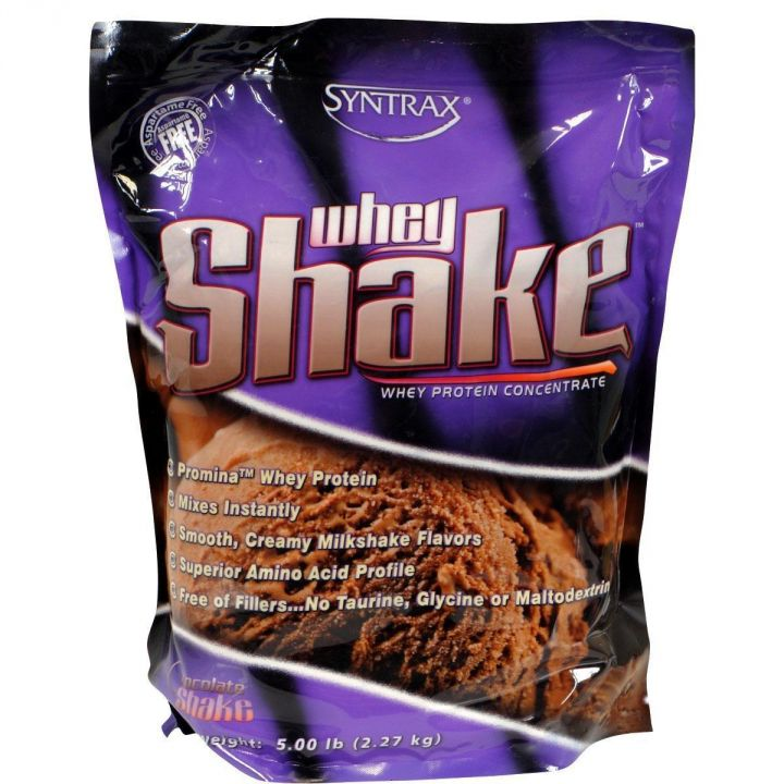 SYNTRAX Whey Shake (2,27кг.) скл2 1-2дня